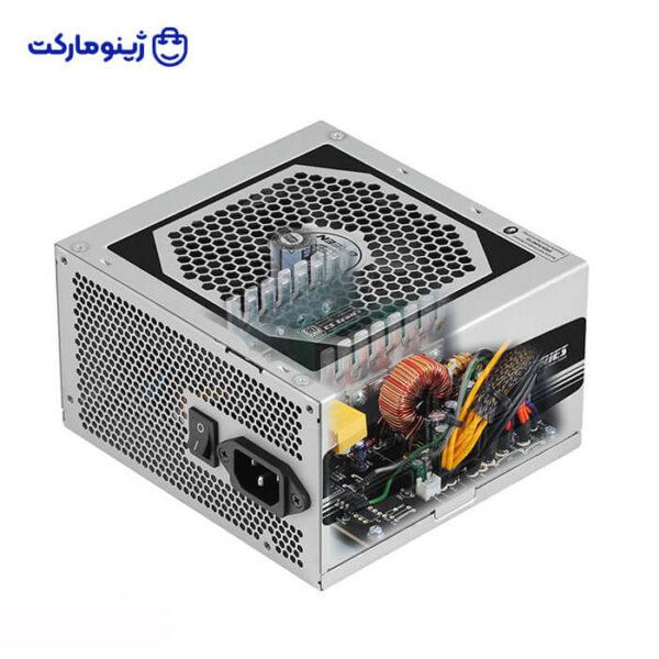 منبع تغذیه کامپیوتر گرین مدل GP380A-ES