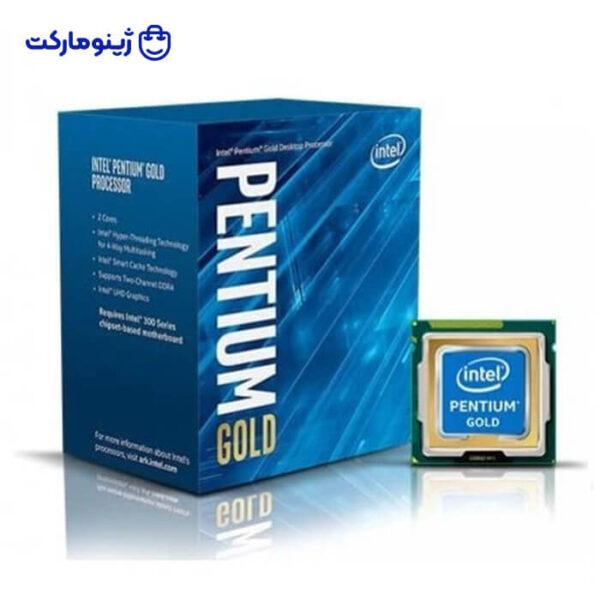 پردازنده مرکزی اینتل سری Pentium Gold مدل G5420