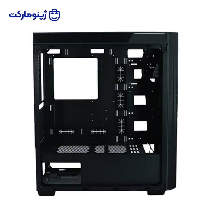 کیس کامپیوتر مستر تک مدل ARKA GLASS