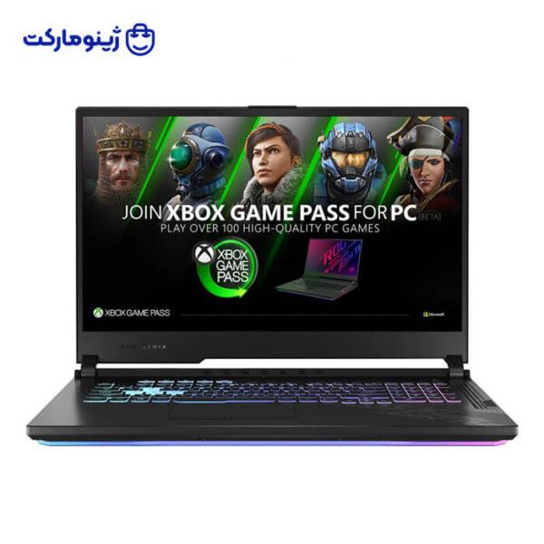 لپ تاپ ایسوس مدل ROG Strix G712LW