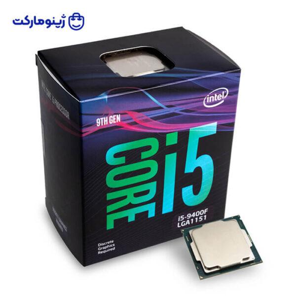 پردازنده مرکزی اینتل مدل i5 9400f