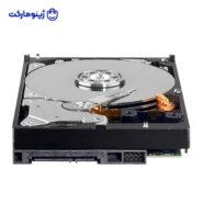 هارد دیسک اینترنال وسترن دیجیتال سری سبز مدل WD10EZRX ظرفیت 1 ترابایت