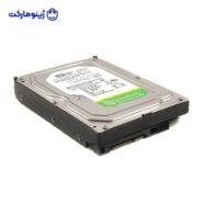 هارد دیسک اینترنال وسترن دیجیتال مدل WD5000AZRX ظرفیت 500 گیگابایت