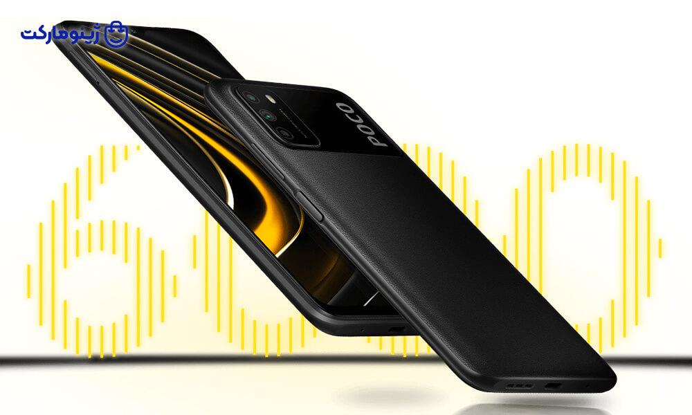 گوشی موبایل شیائومی مدل Xiaomi Poco M3