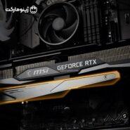 کارت گرافیک Asus GeForce RTX 3090 Gaming X trio 24G