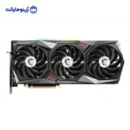 کارت گرافیک Msi GeForce RTX 3070 Gaming Z trio LHR 8GB