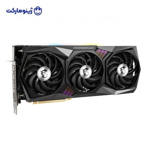 کارت گرافیک Msi GeForce RTX 3070 Ti Gaming X trio 8G