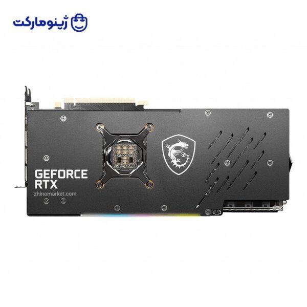 کارت گرافیک Msi GeForce RTX 3080 Ti Gaming X trio 12GB